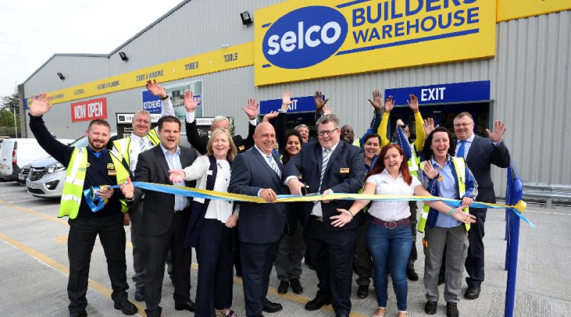 Selco new shop opens