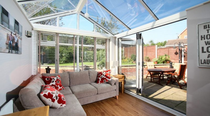 How to Keep a Conservatory Warm in Winter