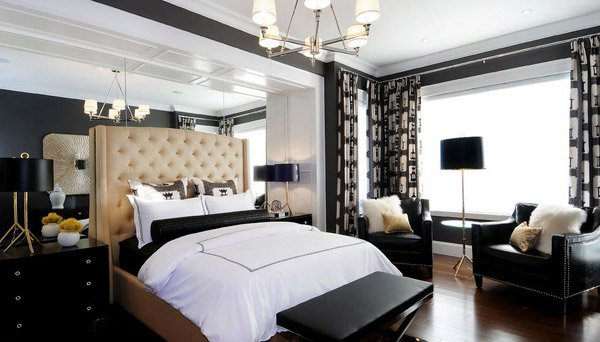 10 Ways to Create an Art Deco Sleeping Space